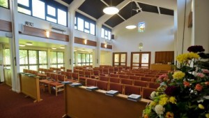 Chelmsford Crematorium, South Chapel